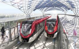 Siemens baut fahrerlose U-Bahn in Riad / Siemens builds driverless metro system in Riyadh