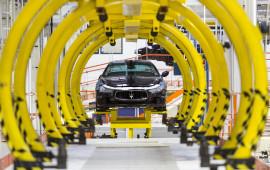 Digitalisierung in der Fertigung: der Maserati Ghibli / Digitalization in manufacturing: the Maserati Ghibli