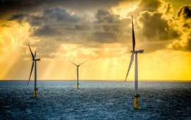 wind farm siemens