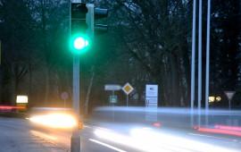 Semáforo de LED de última generación